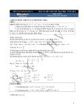 Đáp án đề thi thử đại học năm 2012 môn: Toán - Đề số 06