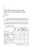Vấn đề thị trường cạnh tranh của các doanh nghiệp tư nhân - Đỗ Ngọc Khanh