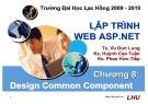 Bài giảng Lập trình Web ASP.NET: Chương 8- ĐH Lạc Hồng