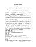 Tiêu chuẩn Việt Nam TCVN 6039:1995
