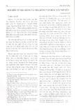 Đôi điều về nhà Rông và nhà rông văn hóa Tây Nguyên - Bùi Minh Đạo