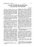 Vài nét về Ché trong đời sống các dân tộc Tây Nguyên - Lưu Hùng