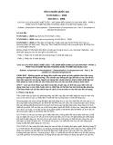 Tiêu chuẩn Quốc gia TCVN 5320-1:2008 - ISO 815-1:2008
