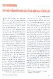 Góp phần thống nhất nhận thức về khái niệm quan hệ pháp luật - TS. Lê Vương Long