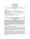 Tiêu chuẩn Quốc gia TCVN 5320-2:2008 - ISO 815-2:2008