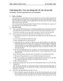 Tiêu chuẩn Việt Nam TCVN 5302:1995