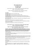 Tiêu chuẩn Quốc gia TCVN 6090-1:2010 - ISO 289-1:2005