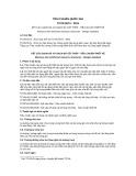 Tiêu chuẩn Quốc gia TCVN 5573:2011