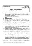 Tiêu chuẩn Việt Nam TCVN 5322-91