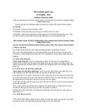 Tiêu chuẩn Quốc gia TCVN 6096:2010 - CODEX STAN 227-2001