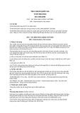 Tiêu chuẩn Quốc gia TCVN 5504:2010 - ISO 2446:2008