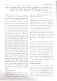 Một số hình thức tín ngưỡng dân gian của người Tày, Nùng Việt Nam và người Choang Trung Quốc