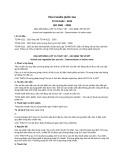 Tiêu chuẩn Quốc gia TCVN 6122:2010 - ISO 3961:2009