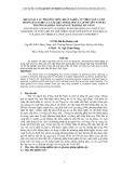 Khảo sát các phương thức đoán nghĩa từ theo ngữ cảnh trong bài nghe của tài liệu Toefl IBT của sinh viên năm ba trường đại học ngoại ngữ, đại học Đà Nẵng
