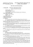 Đề cương chi tiết học phần: Tâm lý học sư phạm giáo dục tiểu học