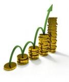 Đề cương chi tiết học phần: Lý thuyết tài chính tiền tệ 1