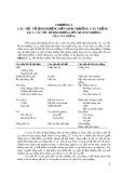 Bài giảng Phân bón và độ phì - Chương 2: Các yếu tố ảnh hưởng đến sinh trưởng cây trồng