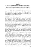 Bài giảng Phân bón và độ phì - Chương 6: Các nguyên tố dinh dưỡng và phân bón trung lượng