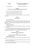 Nghị định số: 116/2013/NĐ-CP