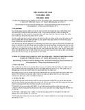 Tiêu chuẩn Việt Nam TCVN 4884:2005 - ISO 4833:2003