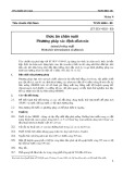 Tiêu chuẩn Việt Nam TCVN 4804-89 - ST SEV 4318-83