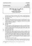 Tiêu chuẩn Việt Nam TCVN 5089-90 - ISO 6322/2-1981