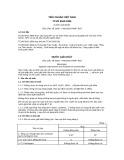 Tiêu chuẩn Việt Nam TCVN 5042:1994