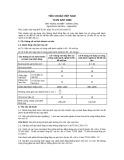 Tiêu chuẩn Việt Nam TCVN 4297:1986
