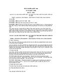 Tiêu chuẩn Quốc gia TCVN 4509:2006 - ISO 37:2005