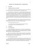 Bài giảng Sinh lý học động vật thủy sản - Chương 8: Trao đổi chất và dinh dưỡng