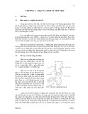 Bài giảng Sinh lý học động vật thủy sản - Chương 5: Thận và sinh lý tiết niệu