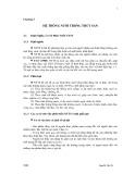Bài giảng Thủy sản đại cương - Chương 3: Hệ thống nuôi trồng thủy sản