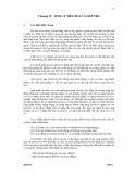 Bài giảng Sinh lý học động vật thủy sản - Chương 4: Sinh lý tiêu hóa và hô hấp