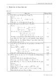 Đề kiểm tra 1 tiết chương 1 có đáp án môn: Hình học 11