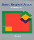 Ebook Basic English use: Part 1