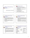 Bài giảng Nguyên lý Marketing: Chương 7 - Trần Hồng Hải