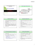 Bài giảng Quản lý dự án phần mềm: Chương 7 - ĐH Công nghiệp TP.HCM