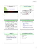 Bài giảng Quản lý dự án phần mềm: Chương 11 - ĐH Công nghiệp TP.HCM