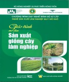 Giáo trình Mô đun sản xuất giống cây lâm nghiệp: Phần 2