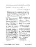 Nghiên cứu ảnh hưởng của tổ hợp phân bón đến sinh trưởng, phát triển của giống sắn KM414 tại Tuyên Quang