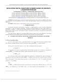 Developing digital signature schemes based on discrete logarithm problem