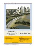 Civil 3D 2011: Thiết kế kỹ thuật hạ tầng đô thị