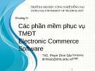 Bài giảng Thương mại điện tử: Chương 4 - ThS. Phạm Đình Sắc