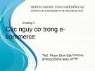 Bài giảng Thương mại điện tử: Chương 5 - ThS. Phạm Đình Sắc