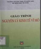 Giáo trình Nguyên lý kinh tế vĩ mô: Phần 1 - PGS.TS. Nguyễn Văn Công (chủ biên)
