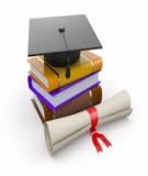 Đồ án tốt nghiệp: Nghiên cứu cơ sở lý luận đề xuất mức phí sử dụng phương tiện cơ giới cá nhân, ứng dụng cho Hà Nội