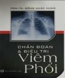 Kỹ thuật chuẩn đoán và điều trị viêm phổi: Phần 1