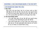 Bài giảng Quản lý dự án phần mềm: Chương 2 - Lương Trần Hy Hiến