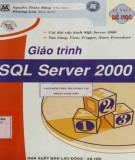 Giáo trình SQL Server 2000: Phần 1
