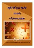 Ebook Một số bài toán cơ bản về đoạn thẳng